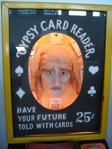 Gypsy Card Reader