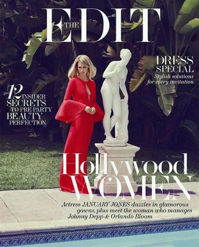 January Jones-The Edit