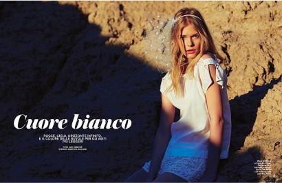D Magazine-Cuore Bianco