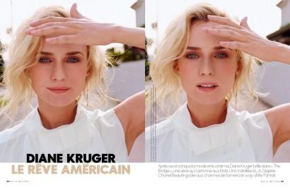 Diane Kruger - Elle France
