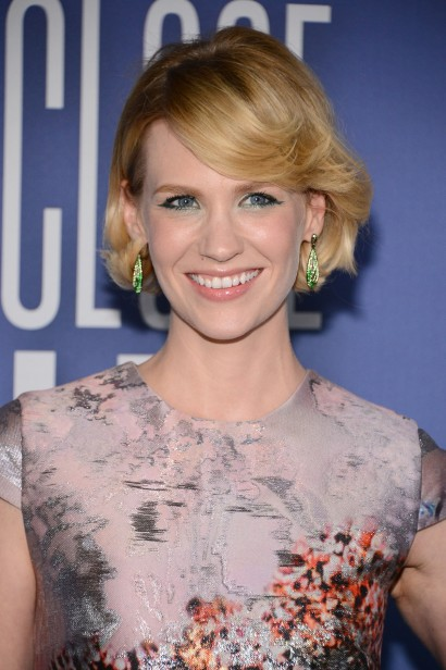 January Jones: Lucy Awards