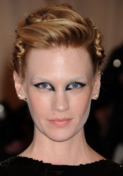 January Jones-Met Ball 2013