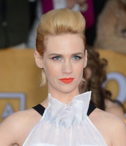 January Jones-SAG Awards 2013