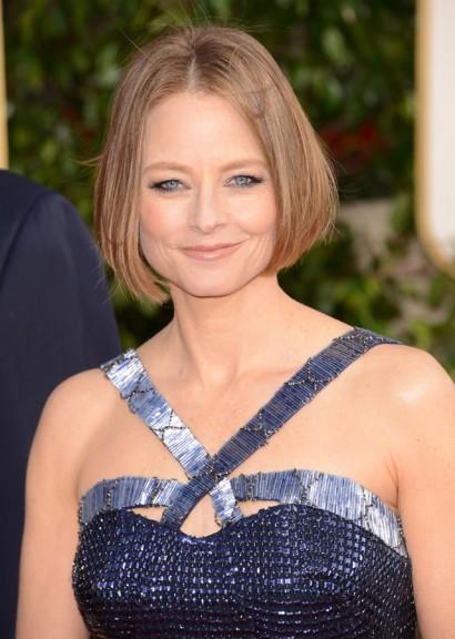 Jodie Foster-Golden Globes 2013
