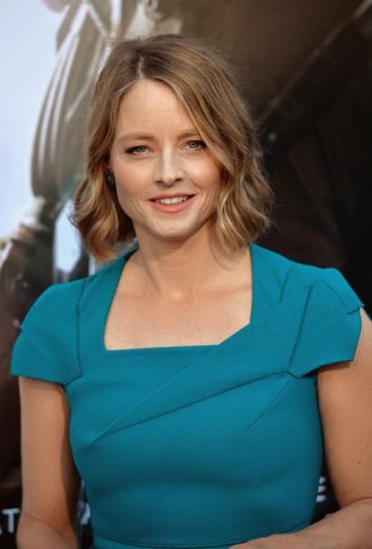 Jodie Foster-Elysium Premiere