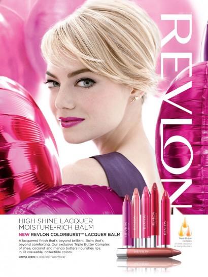 Emma Stone-Revlon 2014