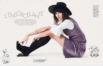 Elle France-February 2014