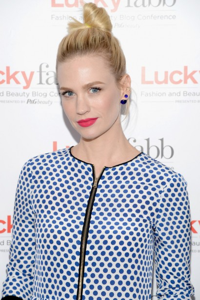 January Jones Lucky FABB