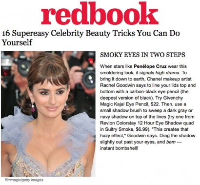 Redbook Supereasy Beauty Tips