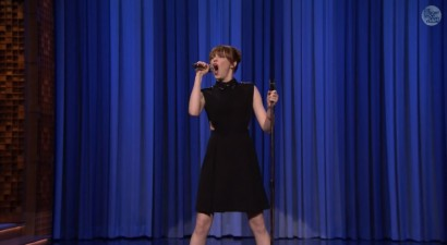 Emma Stone Lip Sync Battle Jimmy Fallon