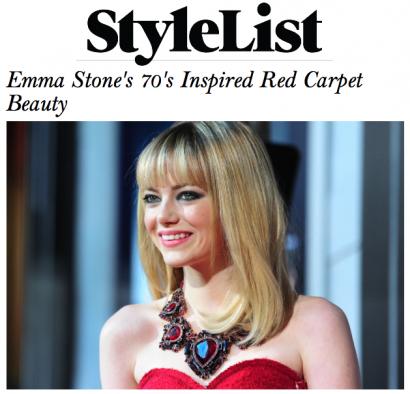 stylist-emma stone