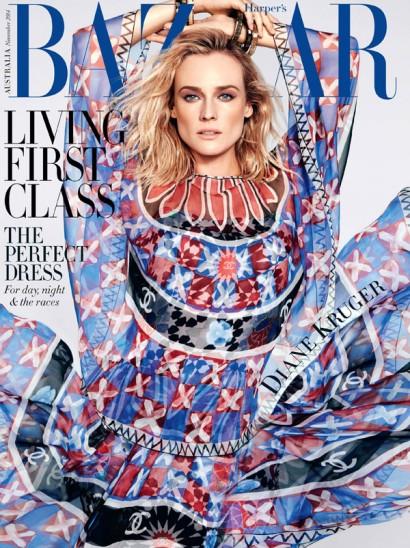 Diane-Kruger-Bazaar-AusNov2014