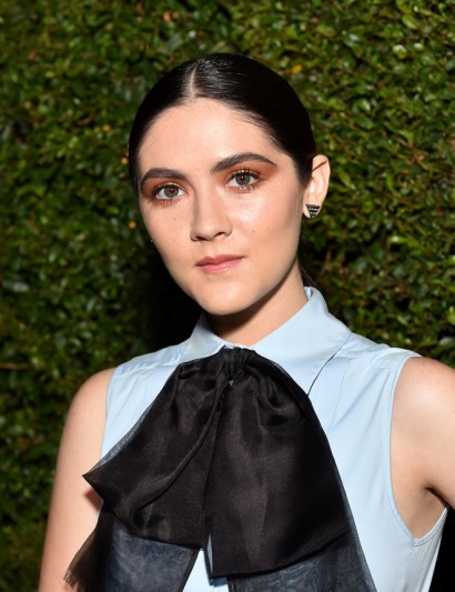 Isabelle Fuhrman-Michael Kors Young Hollywood-1