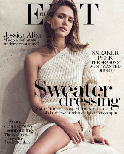 Jessica Alba: The Edit Nov 2015