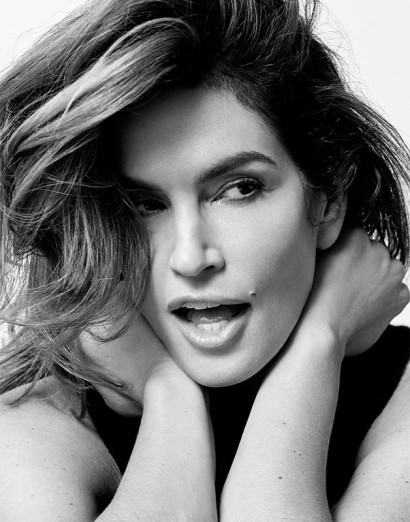 Cindy Crawford Rhapsody FEB 2016