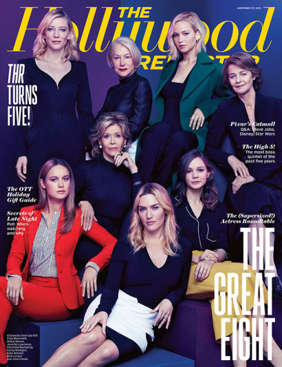 Brie Larson Hollywood Reporter Nov 2015 1
