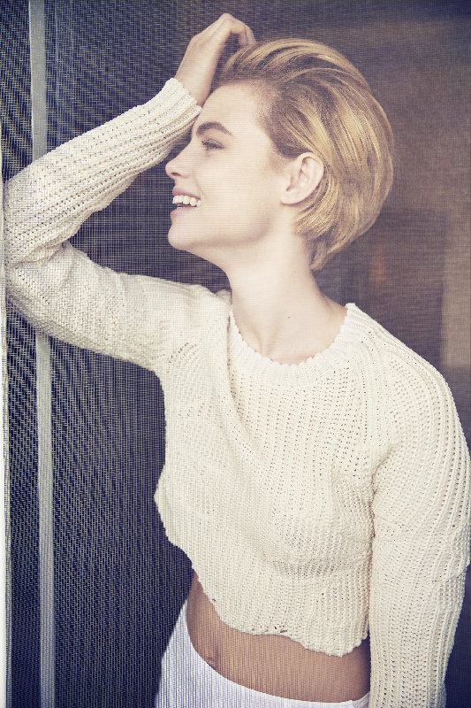 Lucy Fry Vanity Fair March 2016