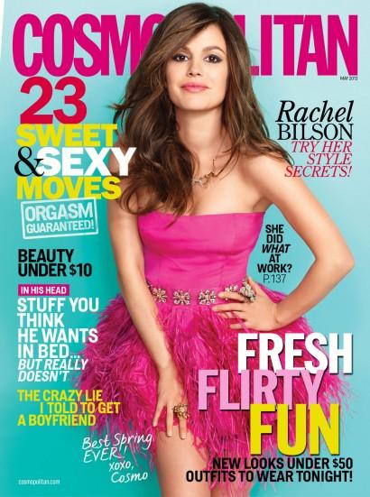 Rachel Bilson-Cosmopolitan 2013